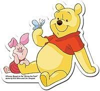くまのプーさん Winnie the Pooh IS-232 ダイカットステッカー