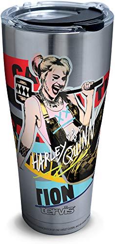 41w47+dwYnL Harley Quinn Travel Mugs
