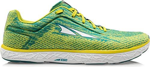 ALTRA Men's Escalante 2 Road Running Shoe, Lime/Teal - 9.5 M US