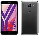 Hua.wei Y3 2018 4G LTE CAG-L02 8GB (LTE Asia África Cuba Digitel Europe) GSM desbloqueado de fábrica - sin garantía