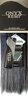 Onyx Remi Yaki 100% Remi Human Hair (12