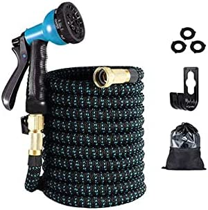 Upgraded Expandable Garden Hose Mail order Water with High- SEAL limited product 9-Function