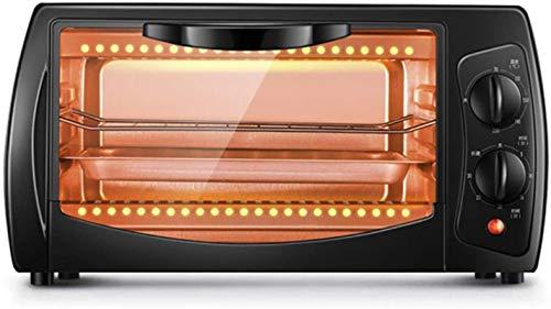 Mini horno eléctrico, horno de hornear de 10 litros de 10 litros...