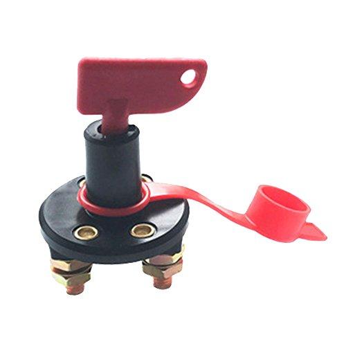Desconectador Interruptor la Batería, Aislador Interruptor de la Fuente de Alimentación de Corte, Desconexión del Aislador del Coche para Vehículos del Automóvil