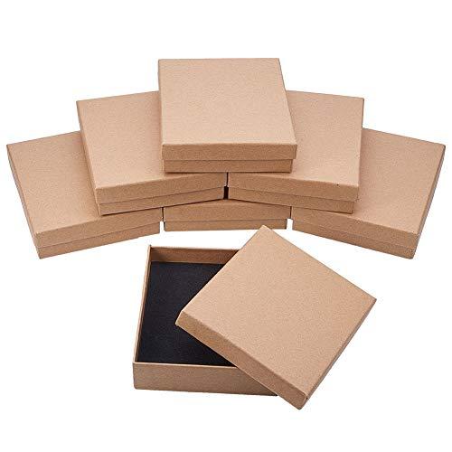 NBEADS Caja, 8 Unidades 11 X 13 Cm/4,3 X 5,1 Pulgadas Rectángulo...