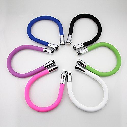 Bureze FRAP F7250 multicolor siliconen buis flexibele slang alle richting voor keukenkraan 6 kleuren beschikbaar