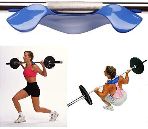 B FIT Advanced Fitness, Squat Load Distribution Device,Barbell Squat Pad Shoulder Pad Professional ABS Dumbbell Squat Protective Cover Protection Pad Protector AB7032