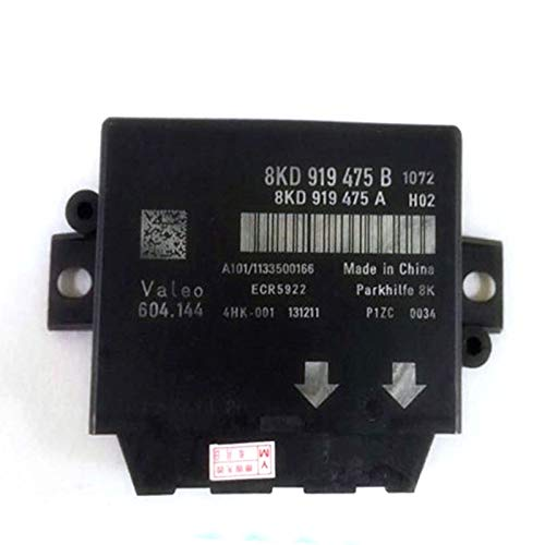 Great Features Of Fincos Reversing Radar Module Eye Controller Radar Computer Original 8KD919475A fo...