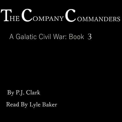 The Company Commanders audiobook cover art