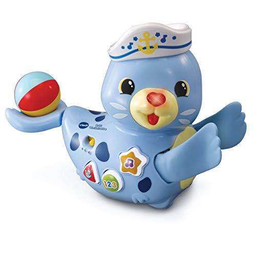 VTech 80-533104 Robi Wackelrobbe Babyspielzeug