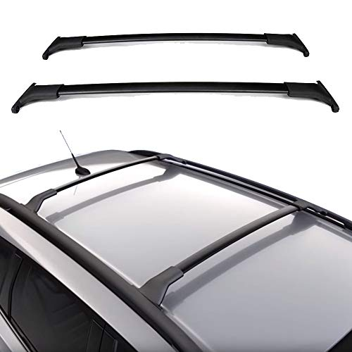 ANTS PART Roof Rack for 2013-2019 Ford Escape Cross Bars Luggage Cargo Carrier Rails