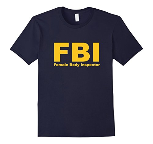 Men's FBI Funny Police t-shirt Joke police unisex t shirts
