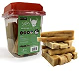 Chewmeter Yaky Himalayan Cheese Chews | Natural Yak Cheese Dog Chews | Long Lasting, Stain Free, Protein Rich, Low Odor | 100% Natural, Healthy & Safe | Medium | for Dogs 35 lbs and Smaller | 2.5lbs