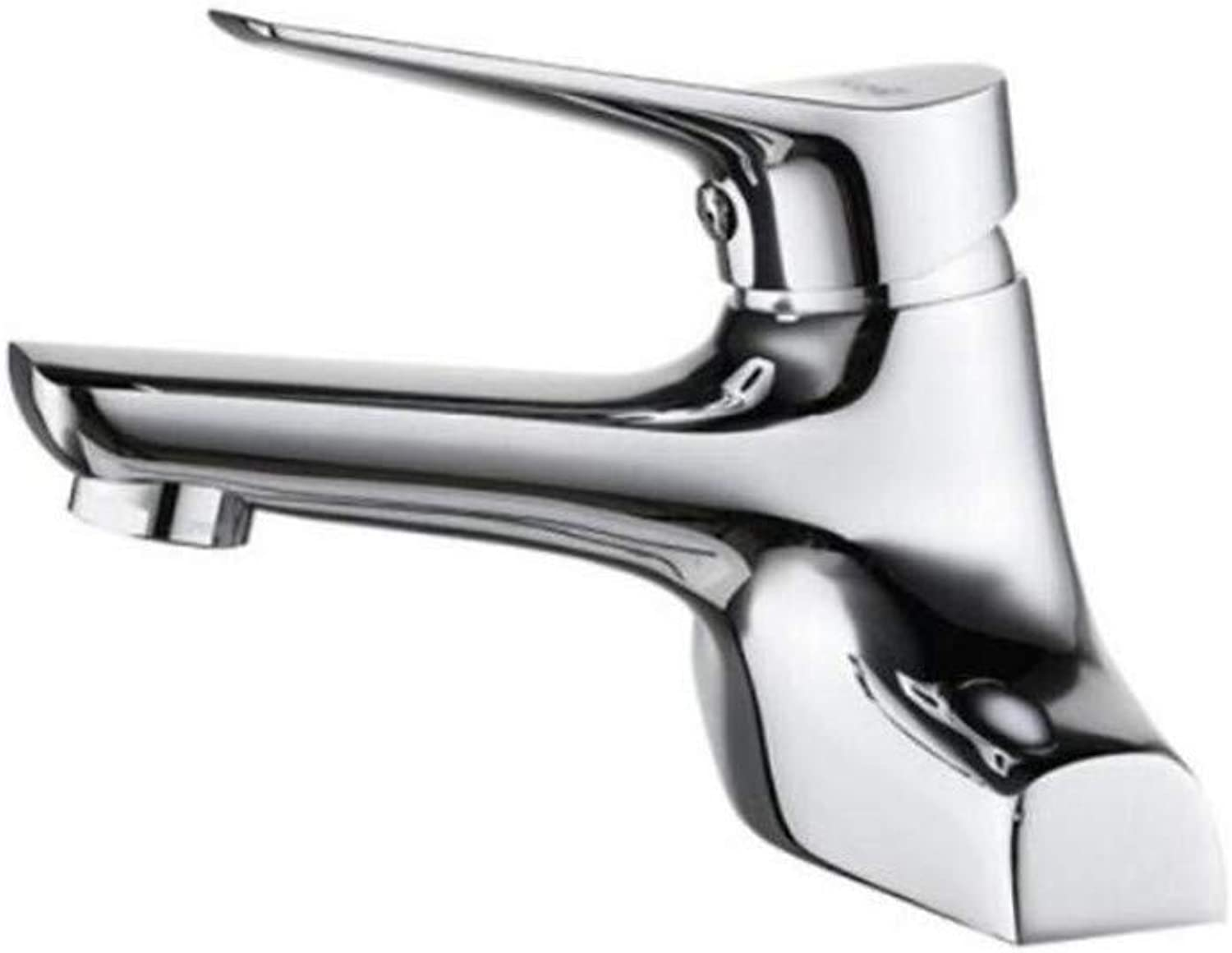 Taps Kitchen Sinktaps Mixer Swivel Faucet Sink Bathroom Basin Faucet Hot and Cold Bathroom Wash Basin Sink Faucet Double