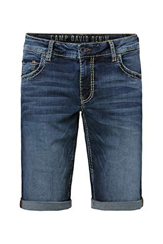 Camp David Herren Skater Jeans CO:NO mit Vintage-Waschung