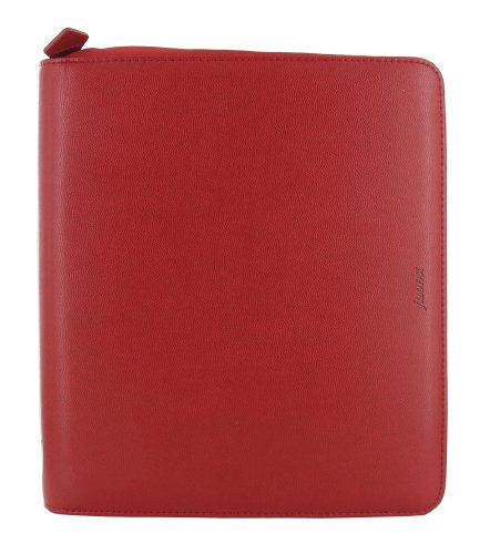 Filofax 28031 Pennybridge Organiser, rot