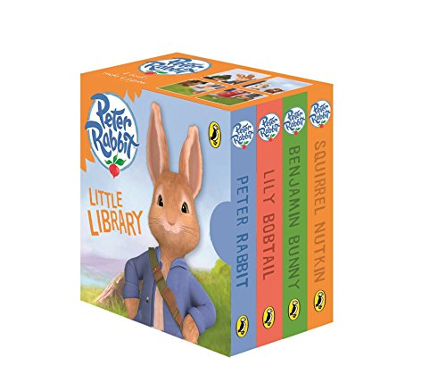 Peter Rabbit Animation: Little Library