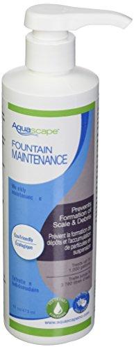 Aquascape Fountain Maintenance Water Feature Treatment EasytoUse Pump Top Liquid 16oz   96056