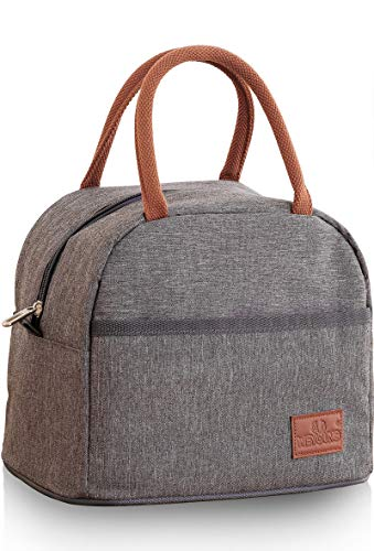 Insulated Lunch Bag For Women &