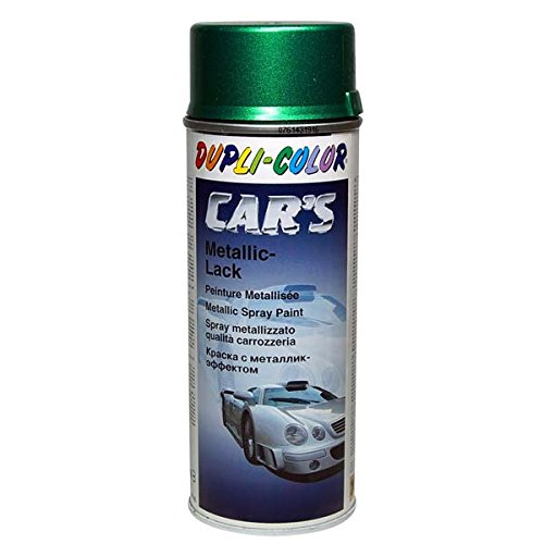 Dupli Color 706851 Car's-Spray, Metallic, 400 ml, Cars Lindgrün