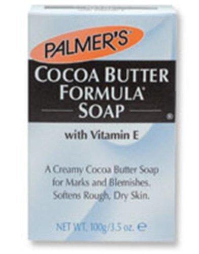 Palmer's Cocoa Butter Formule avec Vitamin et Soap 100 g par Palmers