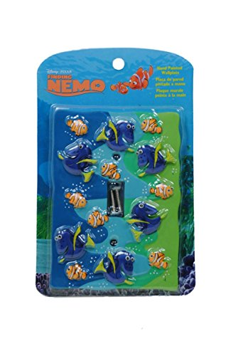 Disney Pixar Finding Nemo Light Switch Wall Plate Cover