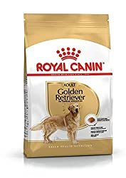 For Golden Retrievers over 15 months Maintains a beautiful coat Helps weight management Cardiac tone Supports cell defence