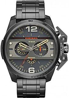 Diesel Men's Metal Dial Stainless Steel Band Watch - DI-DZ4363