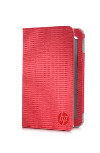 HP E3F48AA Case für Slate 7 bis 17,8 cm (7 bis Zoll) rot