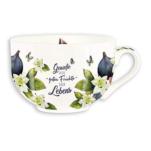 Tasse »Genieße die guten Früchte des Lebens«