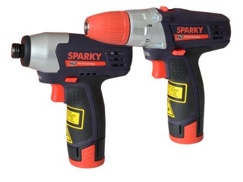 Sparky SPKBR2GUR108 - Juego de herramientas