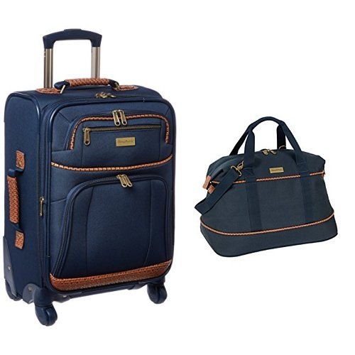 Tommy Bahama Mojito 2 Piece Set (20 Inch Duffle & Expandable Spinner)