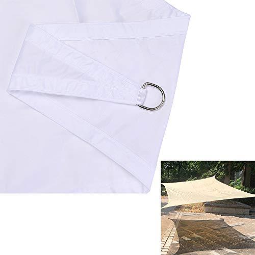 Cool Area Toldo Vela De Sombra Rectangular Metros Protección Rayos UV Resistente Y Transpirable Para Patio Exteriores Jardín 2.5X3m,4