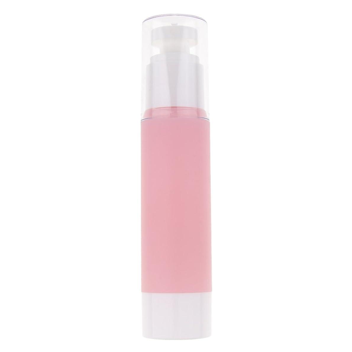 シエスタ領事館類似性Perfeclan エアレスボトル エアレス ポンプボトル 詰め替え可能 化粧品 ローション 容器 4サイズ選べ - 50ミリリットル