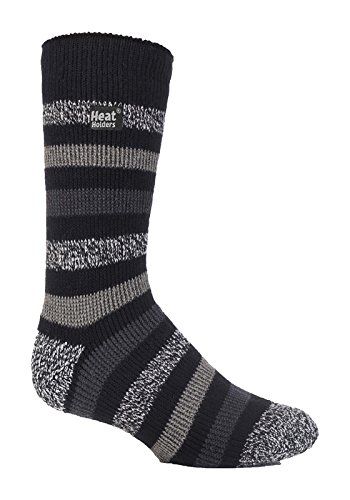 HEAT HOLDERS - Herren Thermosocken Winter Warm 2.3 tog Socken (39-45 eur, Rockcliffe)
