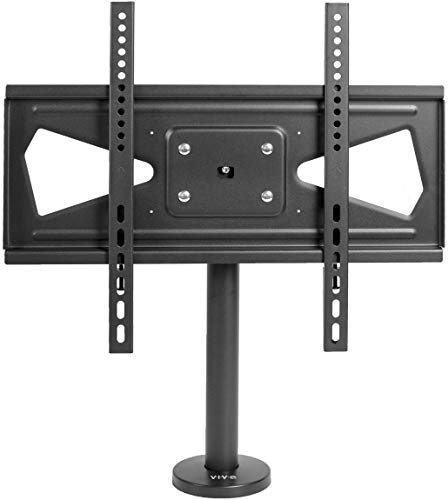 VIVO Swivel Bolt-Down TV Stand for 32 to 55 inch Screens,...