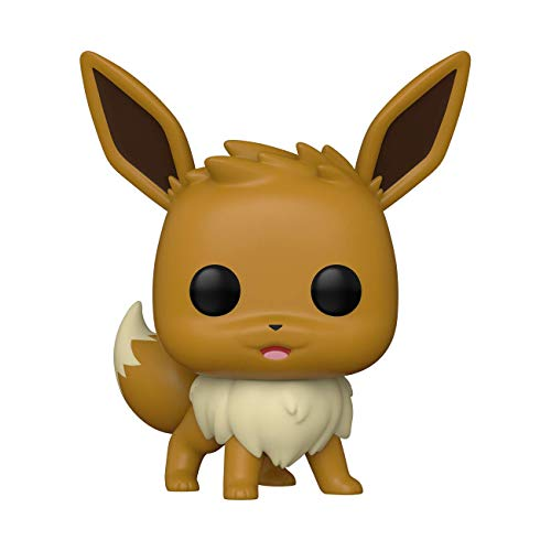 Funko Pop! Games: Pokemon - Eevee Vinyl Figure