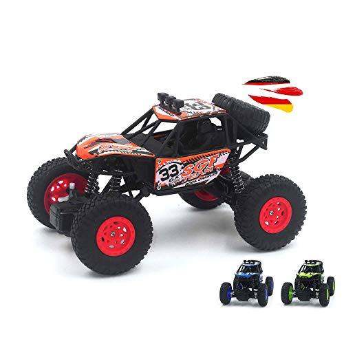 RC ferngesteuertes Quad Offroad Fahrzeug, Motorrad, Motocross, Auto, Inkl. Fernsteuerung, Akku und Ladegerät