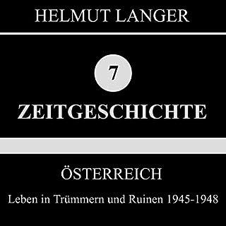 Leben in Trümmern und Ruinen 1945-1948 Titelbild