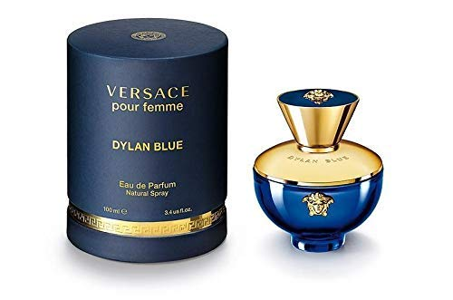 Versace Dylan Blue Pour Femme Spray,3.4 Fl Oz, Pack of 1
