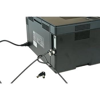 Authentique Dell pour Serrure à clé en T, Tient dans la Fixation sur Encoche de sécurité Kensington k-Slot, Dell P/NS: 99hpv, nwg92, 461–10220