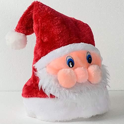 FL Sombrero de la Navidad, Novela de Santa Sombrero, Sombrero Loco, Pa