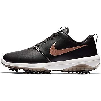 Nike New Womens Golf Shoe Roshe Tour G 9.5 Black AR5582 001