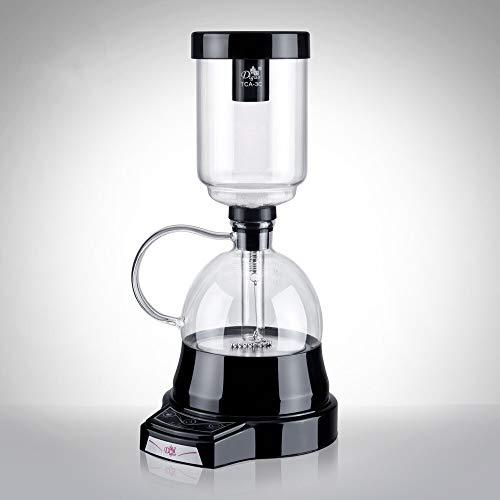 NXYJD KFJDQDL Estilo japonés eléctrica Sifón Café Copas de vacío Maker Maquina...