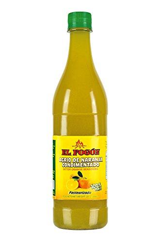 Bitterorange Marinade, Flasche 656ml - Agrio de Naranja Condimentado EL FOGÓN
