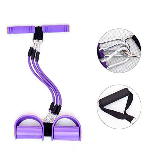YO-TOKU exorciseur, Poitrine exorciseur Machine - Yoga Fitness Workout élastique Sit Up Équipement for Le...