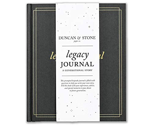Grandparent Memory Book: Family Tree Keepsake Journal | Grandma Gift | Birthday Gift for Parents | Nana Legacy Journal | Christmas Gift for Mom & Dad
