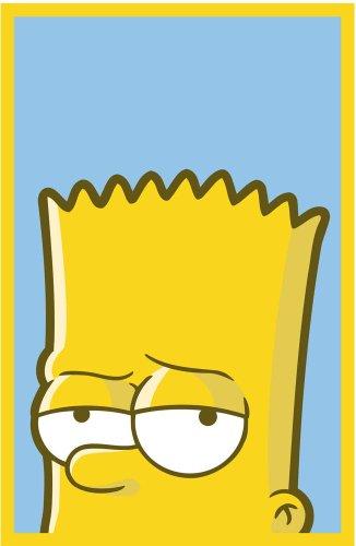 Bart Simpson Alfombra 65 x 90 cm