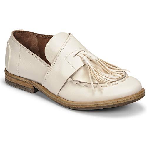 airstep / a.s.98 Zeport Moc Slipper & Bootsschuhe Damen Weiss - 37 - Slipper Shoes