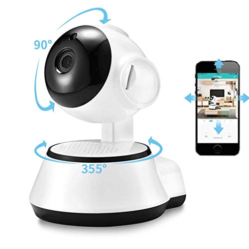ICSee Appar IP-bewakingscamera voor thuis, intelligente camera, draadloos, wifi, audio-opname, bewaking van baby's, HD, mini-bewakingscamera